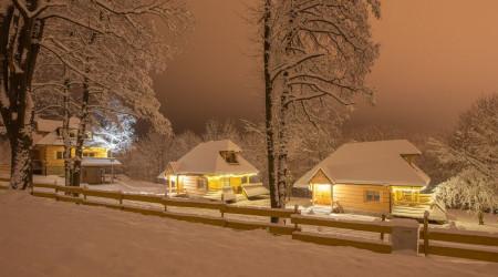 Log house No. 2 in Sudecka Settlement