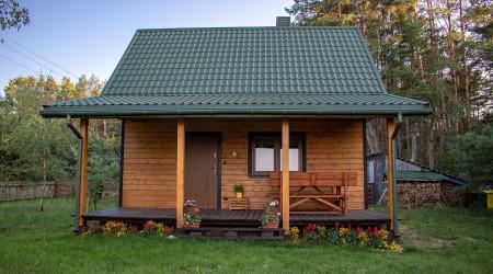 Północ House by Siemianówka Reservoir