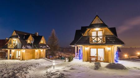 Mountain cottage Marzenie II
