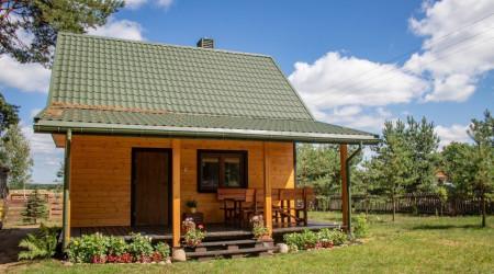 Południe  House by Siemianówka Reservoir