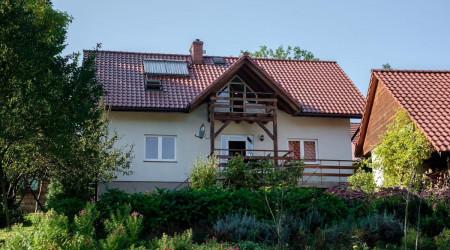 Cottage house in Beskid Makowski