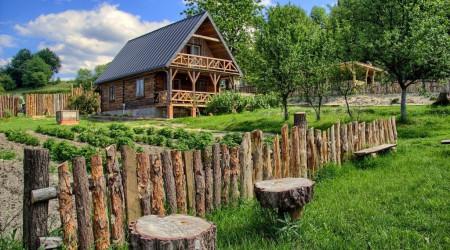 DoliAnna Cottage of Roztocze