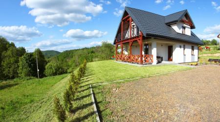 Rapioszka house in Bieszczady Mountain