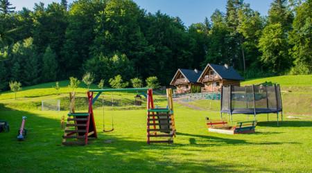 Domki Leśny Zakątek w Bieszczadach