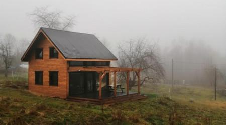 Domek w górach blisko Karpacza, Rudawy Janowickie - agroturystyka