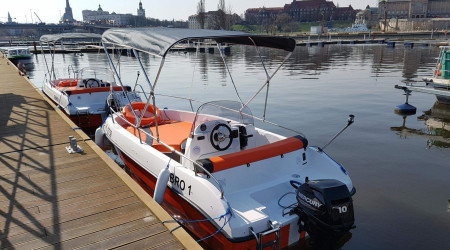 Motorboat Ebro 4 2018