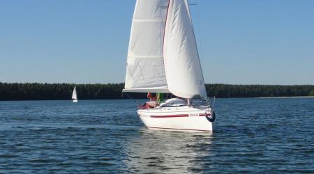 Sailing Yacht Twister 800n