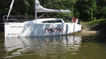Sailing Yacht Antila 24.4 I