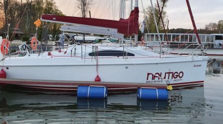 Sailing Yacht Laguna 30