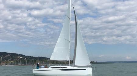 Sailing Yacht Antila 30 2020