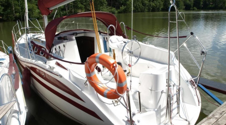 Sailing Yacht Tes 32 Dreamer II