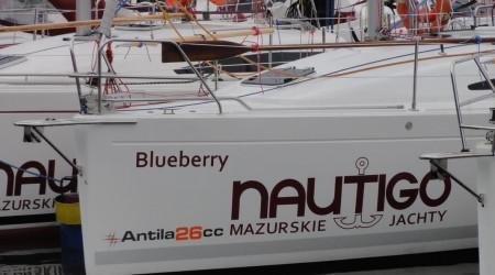 Sailing Yacht Antilla 26 cc 2019