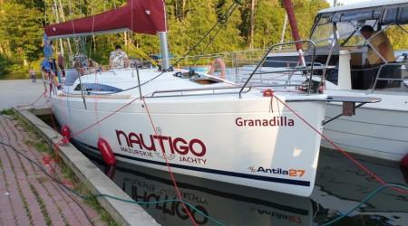 Sailing Yacht Antila 27 Premium III