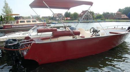 Motorboat SMK 2012