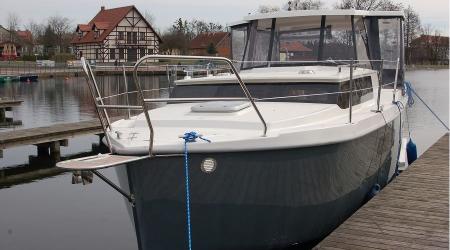 Motor Yacht Calipso 750 2016
