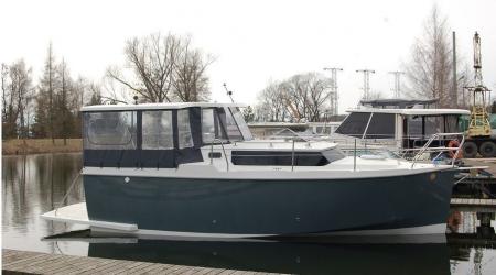 Motor Yacht Calipso 2018 II