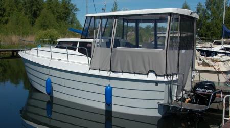 Jacht Żaglowy Laguna 700