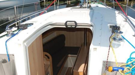 Sailing Yacht Antila 27 2016