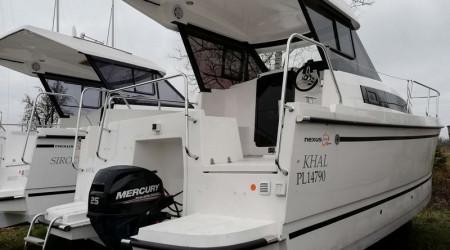 Motor Yacht Nexus Revo 870