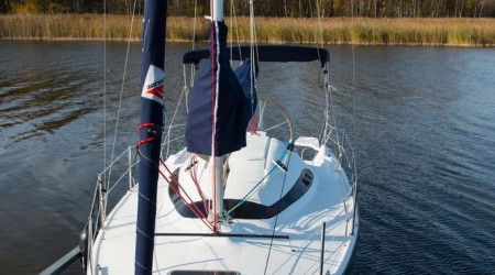 Sailing Yacht Twister 870 Sport