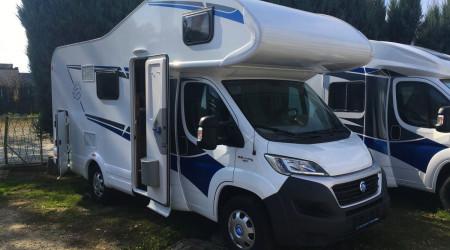 KNAUS Live Traveller 600 DKG 2018