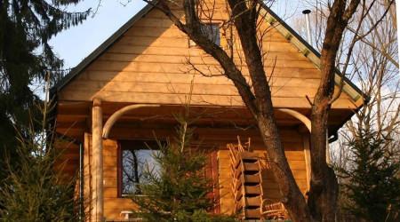 Bies Cottage by Leszczynowy Stok
