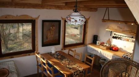 Czad Cottage by Leszczynowy Stok