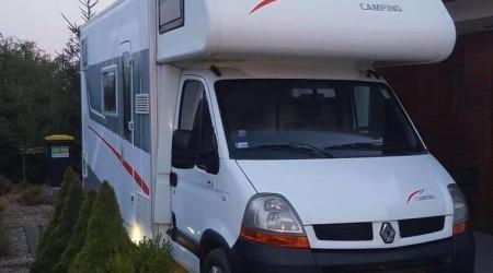 Renault Master Camping