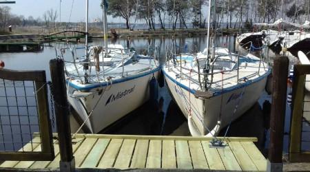 Sailing yacht charter Tango 780