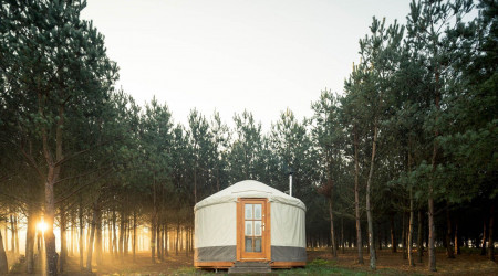 4rest Camp Yurt 1