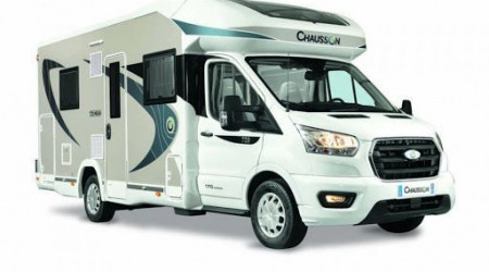 All year round Chausson 720 Titanium 2020