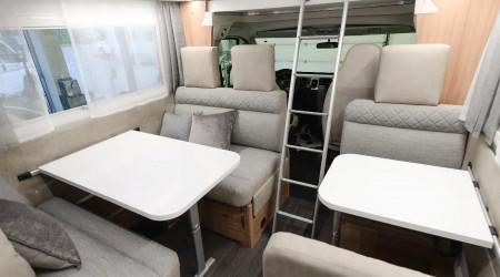 Adria Coral XL AXESS 670 DK 2020
