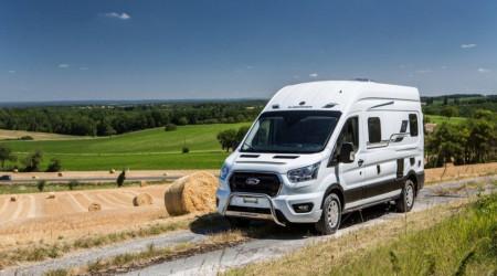 Nowy kampervan z napędem 4x4