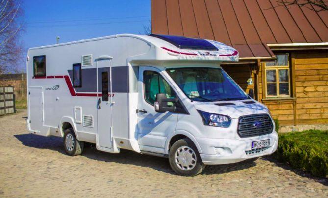 Ford Roller Team Kronos 284 TL