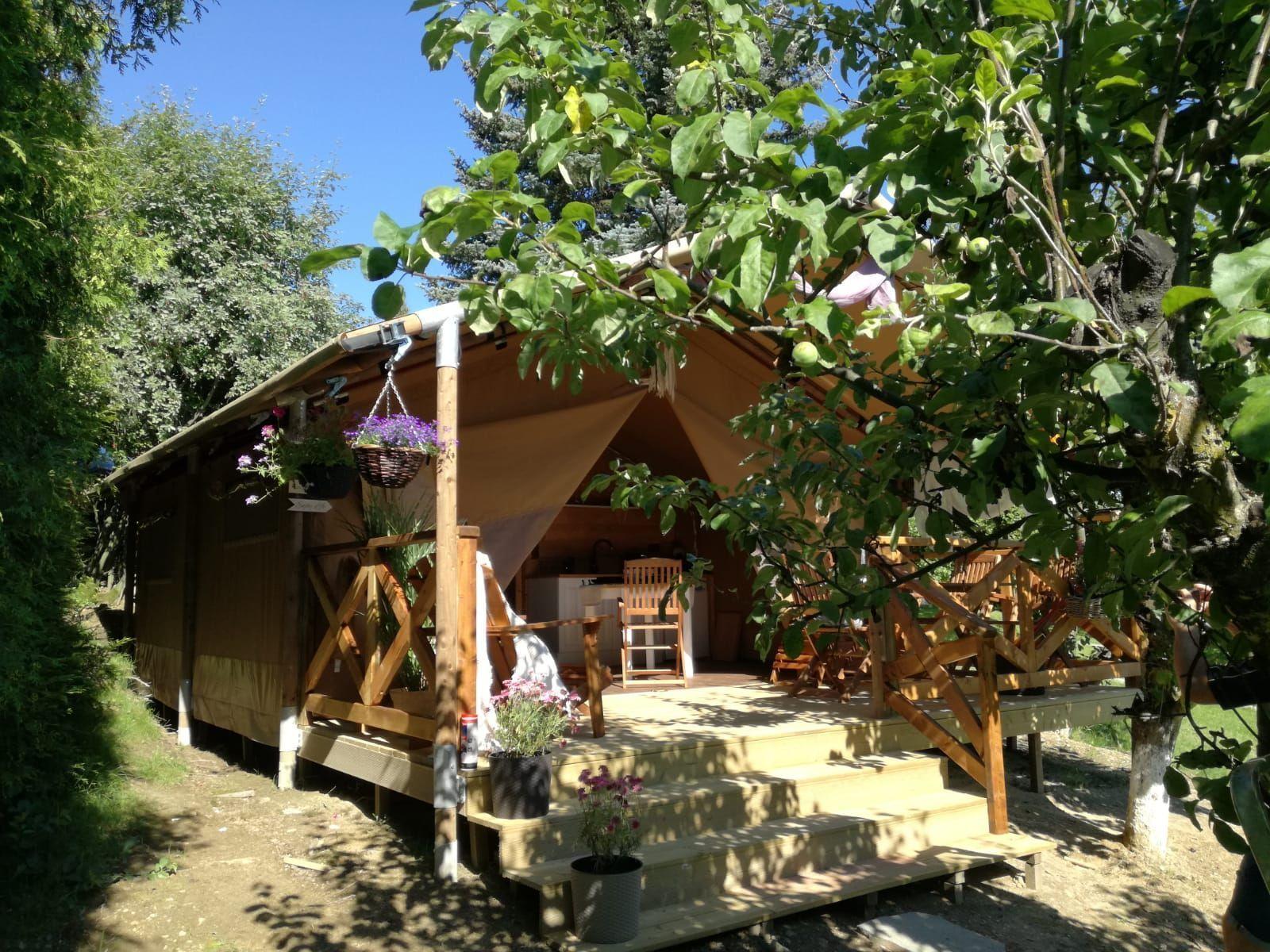 Beskidylla Glamp namiot SAFARI